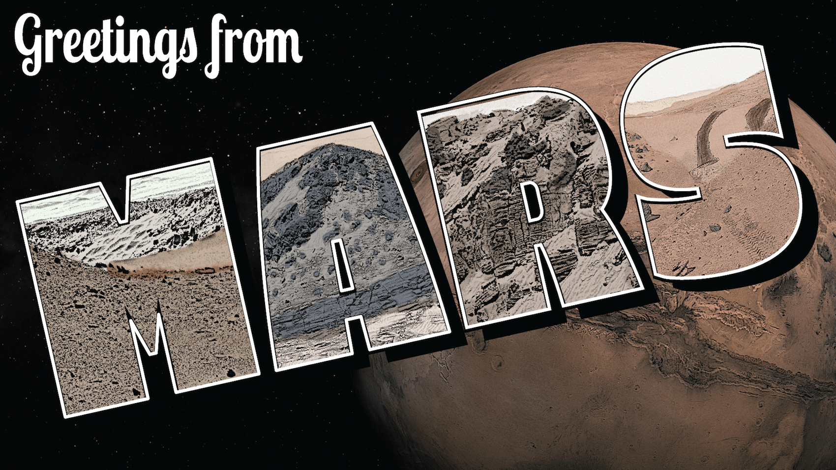 Greetings from mars earth m4hsunfo