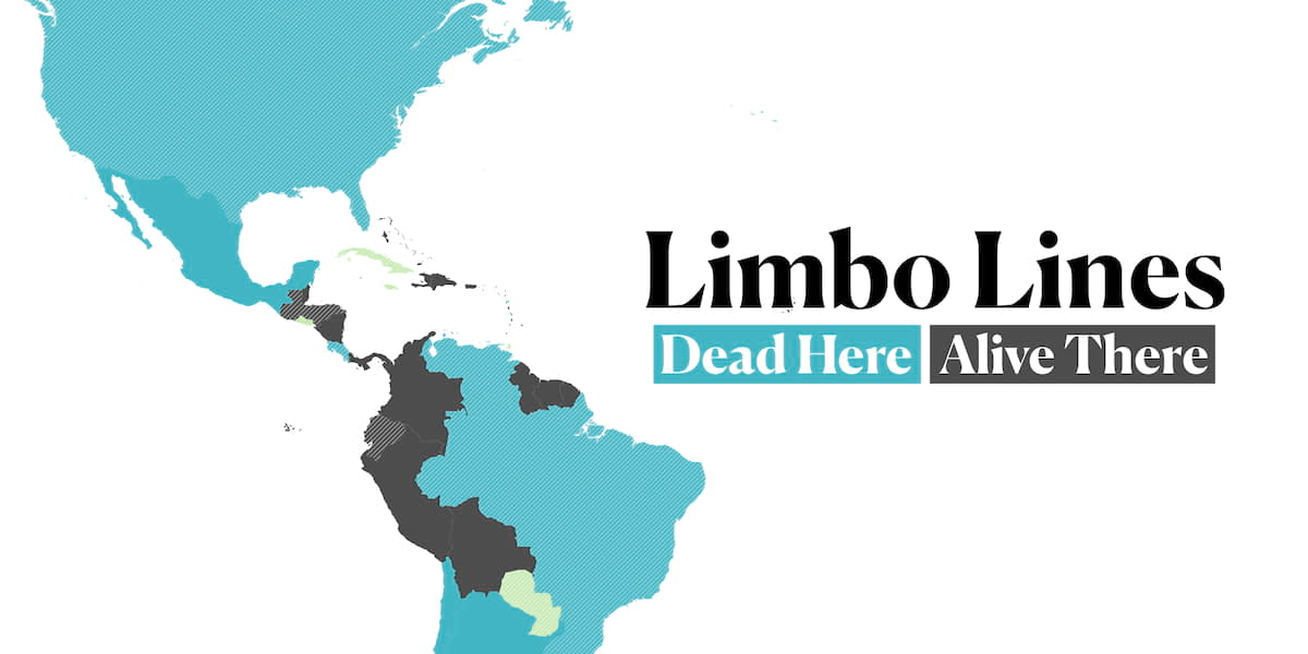 Limbo Lines: Dead Here, Alive There on