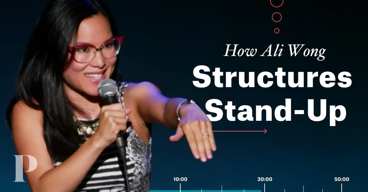 The Structure of Stand-Up Comedy