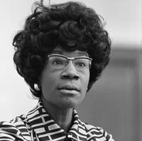 Photograph of Shirley Chisholm