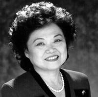 Photograph of Patsy Mink