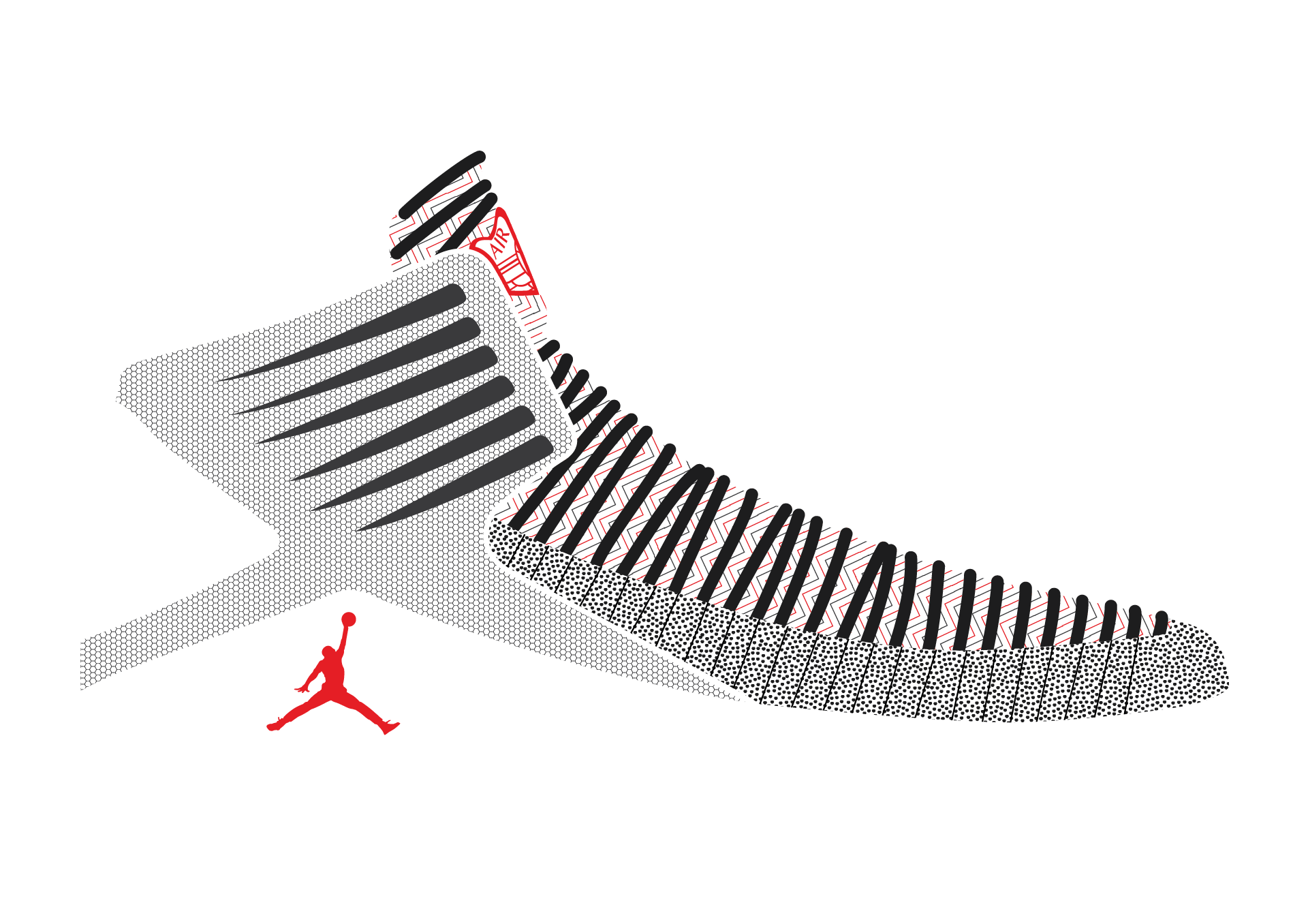 nouveau style f4c0b 706c7 A visual history of every Air Jordan