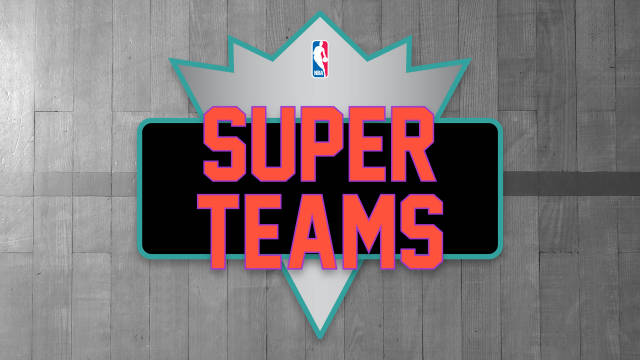 What is a Superteam in the NBA?