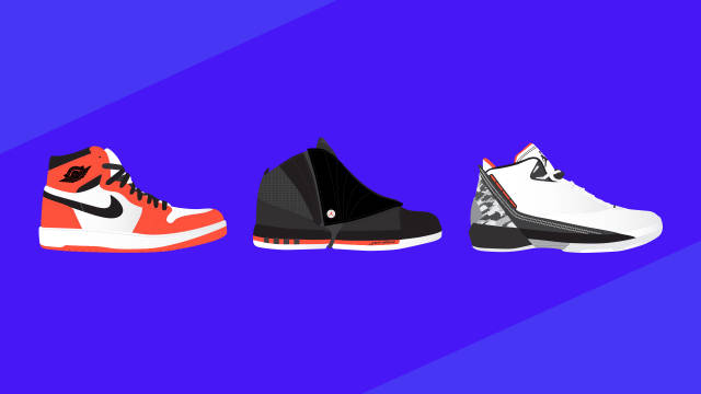 A Visual History of Every Air Jordan